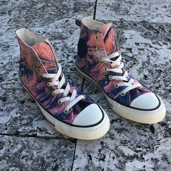 5b5af61f8aaa Womens Converse Chuck Taylor All Star Satin Hi Top